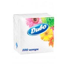 Салфетки бумажные ,  Диво 100 шт