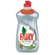 FAIRY Platinum Засiб для миття посуду Лимон та лайм 480мл