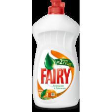 FAIRY для мит. пос. Апельсин і лимонник 500мл