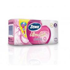 Туалетная бумага Zewa Ultra Soft